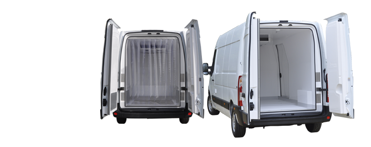 Renault master isotherme